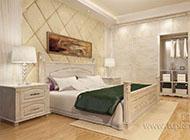 欧式精致唯美的卧室衣柜效果图