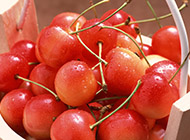 新鲜水果樱桃图片