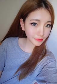 清纯大眼美女帕克柚自拍图片