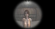 《恐女症》射击类的恐怖片  透过圆孔偷窥爆乳妹
