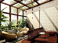 打造冬日暖阳花园设计案例