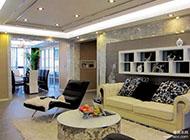 120平方米现代简约风格新房装修效果图