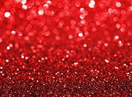深红色梦幻光斑背景图片