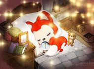可爱阿狸卡通动漫图片