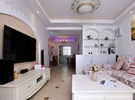 现代欧式时尚电视背景墙图片欣赏