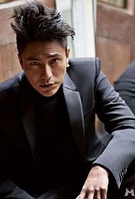 陈坤展现霸气成熟男人魅力
