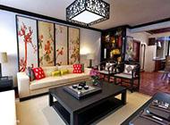 新古典主义风格客厅装修效果图