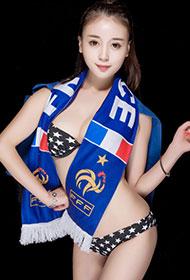 2016欧洲杯足球宝贝性感高清写真