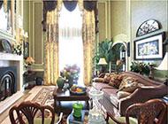 优雅精致的美式新古典家居装修效果图