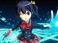 日本黑暗动漫美少女精美图片大全