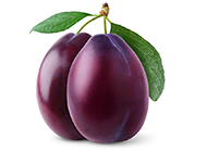 美国加州西梅高清水果图片