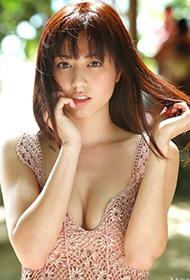 杉本有美清凉夏日短裙写真