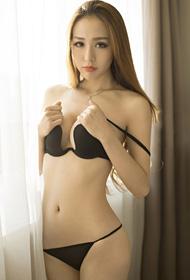 尤果丁字裤美女刘嘉琦私房诱惑写真