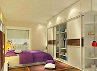 经典实用的卧室衣柜装修效果图