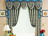 奢华气派欧式窗帘装修效果图片