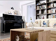 欧式客厅装修效果图欣赏大气奢华