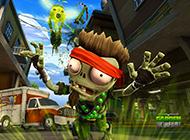 《植物大战僵尸》3d游戏壁纸高清大图