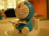 哆啦a梦可爱萌图片大全经典创意