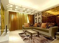 现代简约设计三居室新房图片