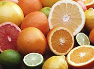 酸甜可口的橙子图片