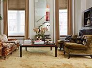 后现代个性时尚单身公寓装修设计