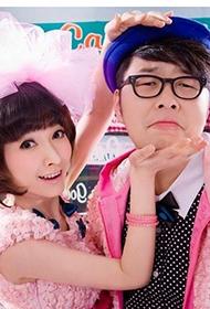 主持人吴昕杜海涛拍摄甜蜜搞怪创意婚纱照