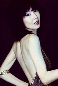 香港明星张曼玉诠释性感女人魅力