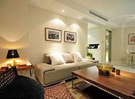 二居室简约清爽装修效果图温馨舒适