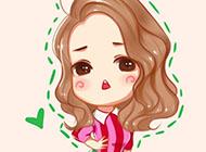 q版动漫图片大全可爱女生蔡依林