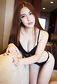 MyGirl美媛馆性感女神熊吖BOBO私房内衣秀
