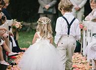 可爱正太萌娃婚礼图片素材