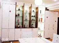 时尚美观的家庭酒柜设计图