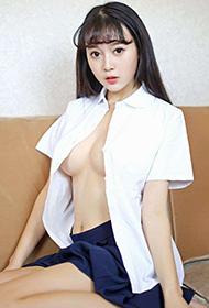 超清纯学生妹赵小米Kitty诱惑写真套图