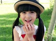 可爱萝莉萌萌图片 甜美爱笑的张籽沐