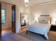 北欧温馨风格室内卧室装修效果图