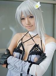 性感萌妹卡伊奈 街机cosplay图片