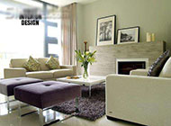 现代简约时尚错层室内设计效果图