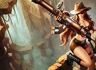 《英雄联盟》游戏美女角色性感原画图片