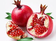 红石榴水果图片