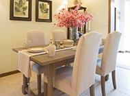 现代二居室时尚装修效果图片舒适自然