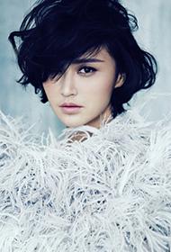 新闺蜜时代演员张歆艺时尚造型夺眼球