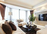舒适简约三居室新房装修效果图