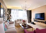 古典欧式混搭公寓装修效果图