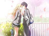 情侣甜蜜幸福图片卡通简笔