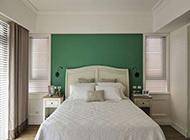北欧卧室装修风格精致时尚