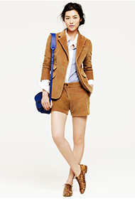 模特刘雯秋冬搭配时尚指南 欧美街拍风格图片