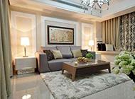 大户型时尚奢华客厅装修效果图欣赏