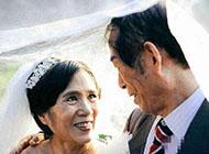 唯美感人幸福老年情侣图片大全