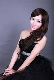 中国最美反串叶紫涵绝美艺术照