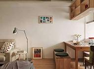 日式公寓装修效果图简约清新